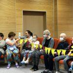 А на детском онкоотделении в Алмазова вчера были Святки!