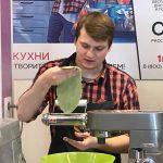 Знаменитый шеф-повар Илья Лазерсон